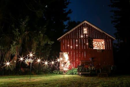 Charming Barn Loft (close to NRG)