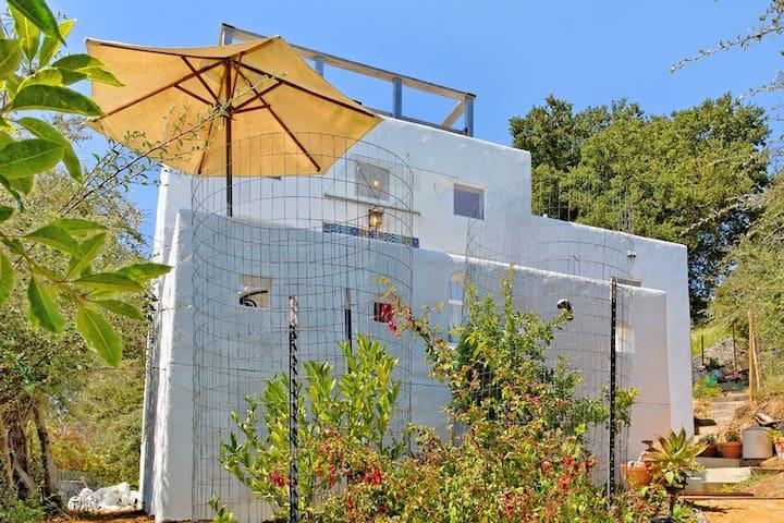 Spanish Bay View Garden Cottage - Berkeley - House