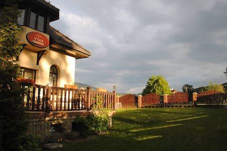 Villa Chamonix - Międzybrodzie Żywieckie