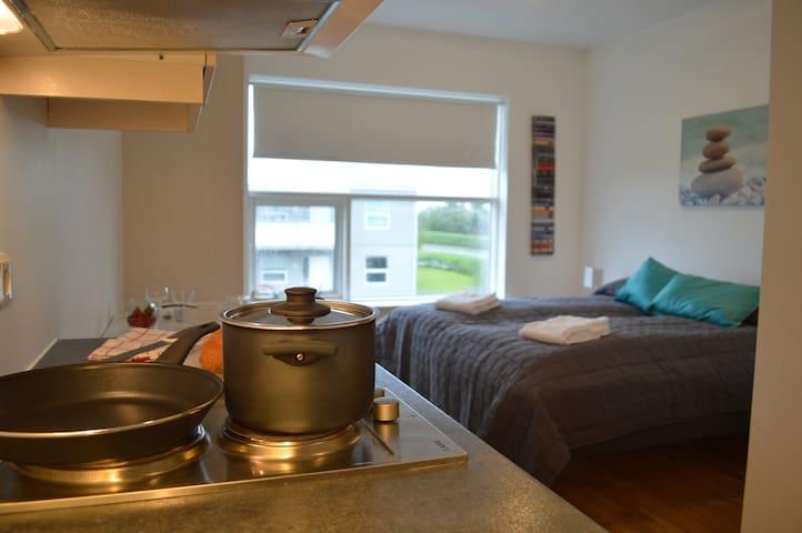 Hvolsvöllur, well located apartment