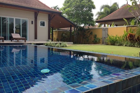LUXURY 3bed private pool villa - Phuket, Thailand