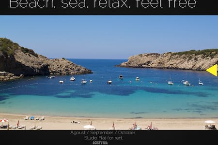 Casa Agustina - Cala Vadella Ibiza - Sant Josep de sa Talaia