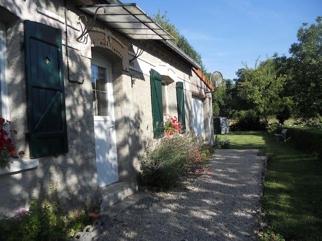 Gîte du Bois de Cauchy - Aizecourt-le-Bas - Dům