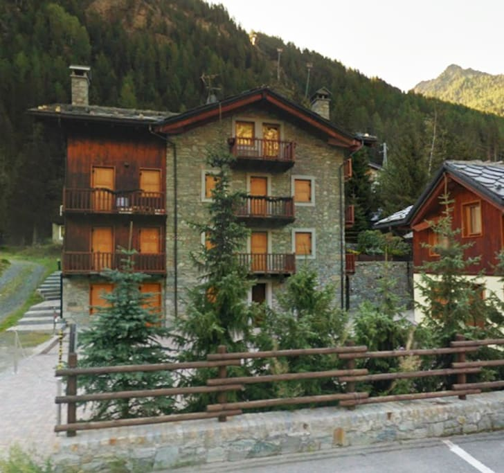 apartment in Champoluc