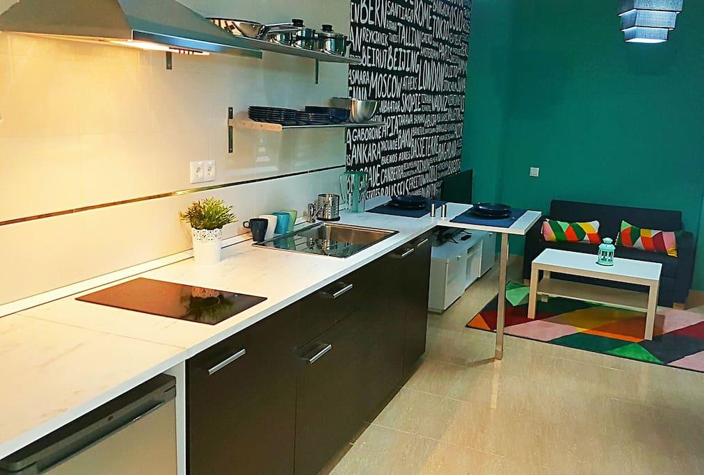 Dara apartamento lujoso en pleno centro de m laga apartamentos en alquiler en m laga - Apartamento en malaga centro ...