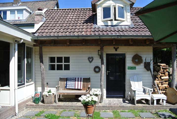 Bed & breakfast Cottage Oosterbeek. - Oosterbeek - Cabin