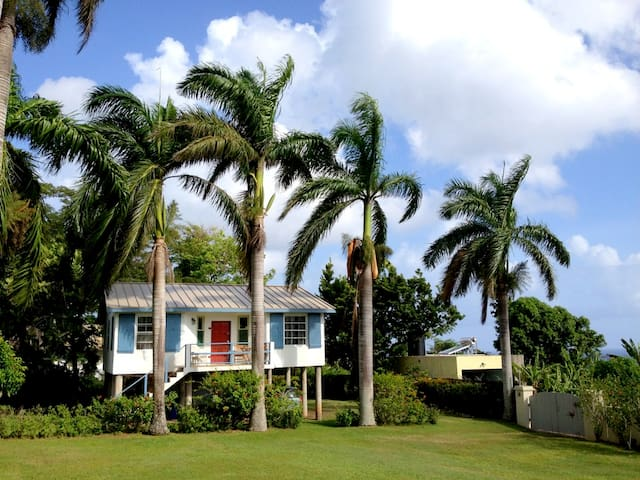 Eden Villa - walk to beach in 5 min - Boscobel