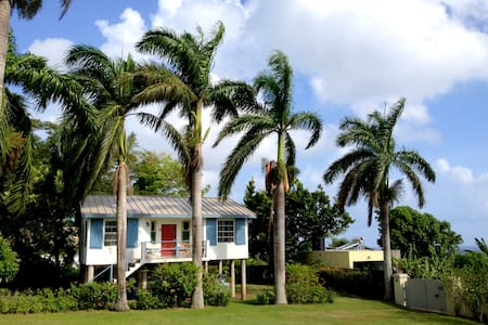 Eden Villa - walk to beach in 5 min - Boscobel - Villa
