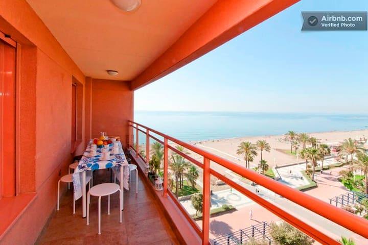 Luxury, beach and 10min city centre
