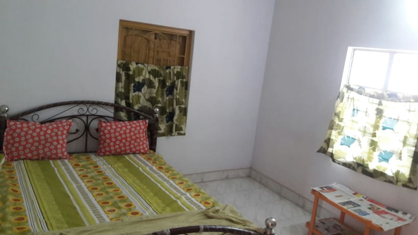 Bedroom1 with attached Balcony