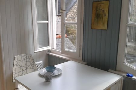 Le Studio de St-Sauveur Dinan - Dinan - Apartment