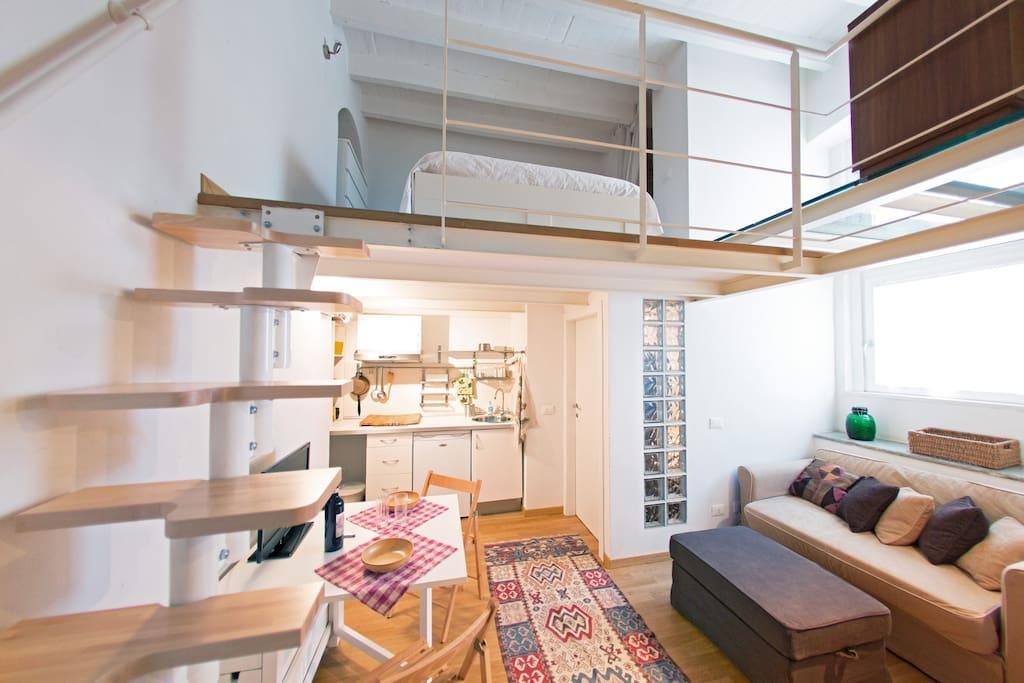 Milano centro per brevi periodi appartamenti in affitto for Appartamenti in affitto a barcellona per lunghi periodi