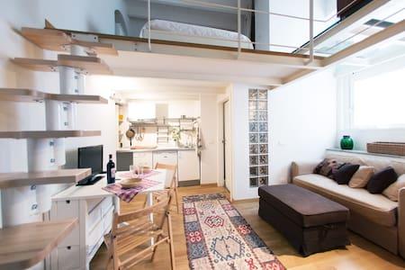Milan central studio apt short term - Milan - Apartment