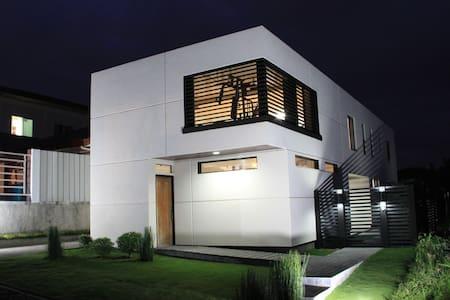 Modern Minimalist House Near SM,Samal&Airport - Davao City - Maison