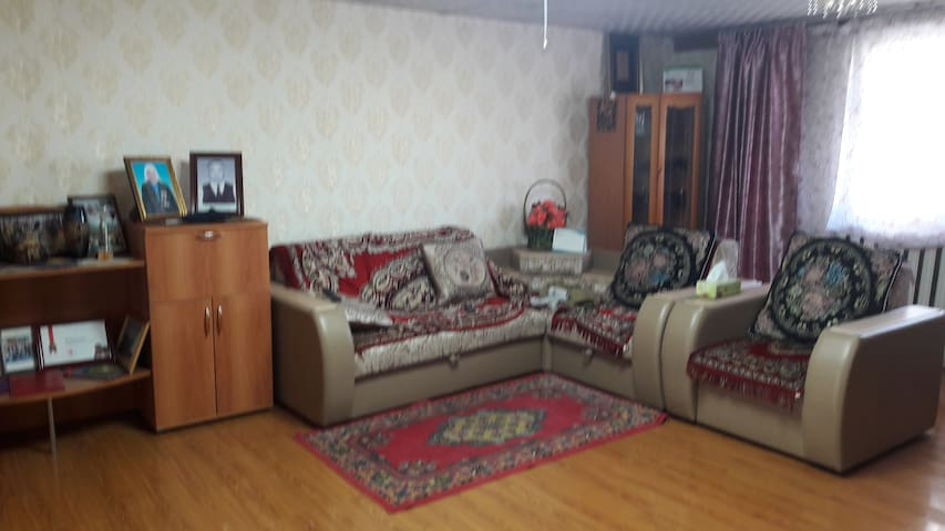 Homestay at Kazakh Family