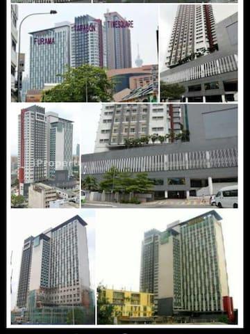 KL city Center Taragon Puteri - Kuala Lumpur - Kondominium