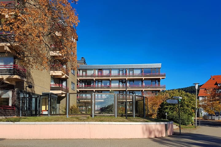 Classy Apartment in Hahnenklee Harz with Swimming Pool
