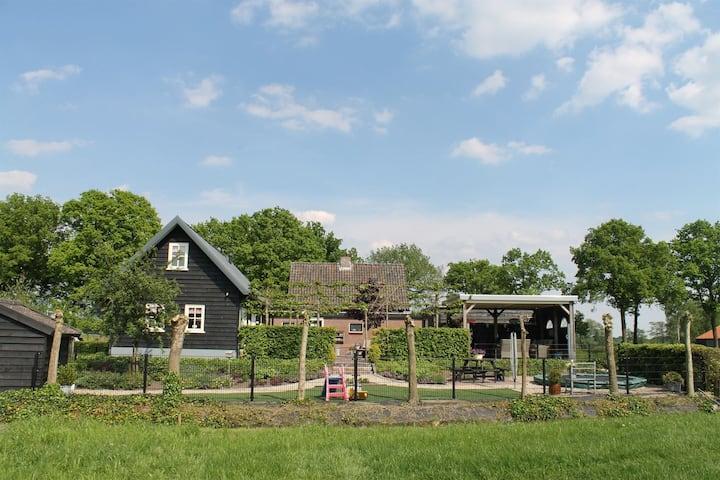 Guesthouse De Bongerd in landelijk Utrecht