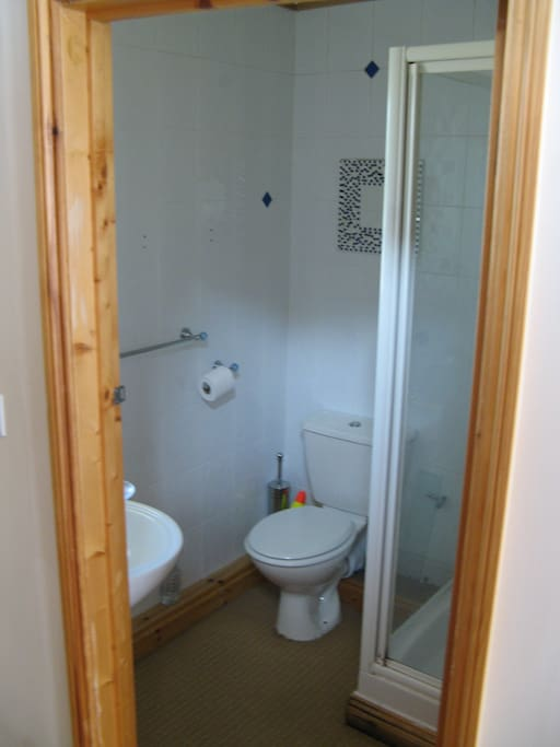 Shower en-suite room