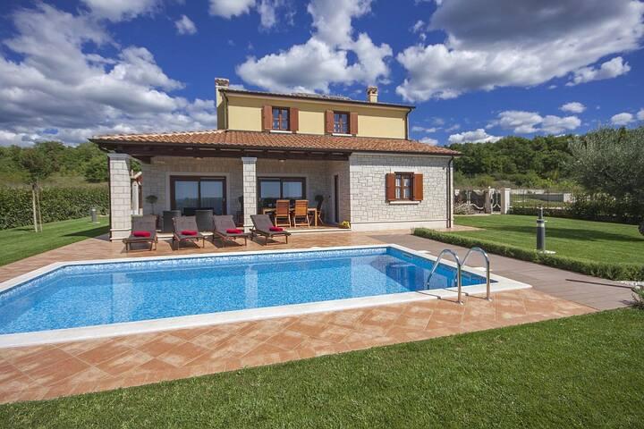 House Villa Fontanella (V3703-K1) - Visnjan (Porec)