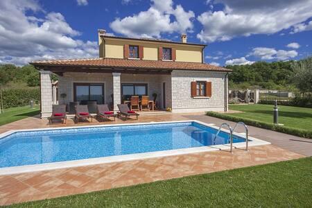 House Villa Fontanella (V3703-K1) - Visnjan (Porec) - Vila