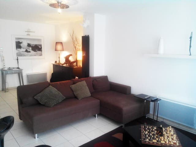 Appartement Cozy à Bordeaux Bastide