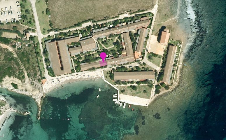 Funciful house by the sea - Stintino