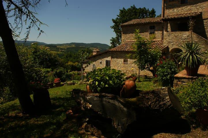 elegante camera matrimoniale - Perugia - Bed & Breakfast