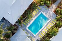 Beachfront South Seas Island Resort condo, Captiva