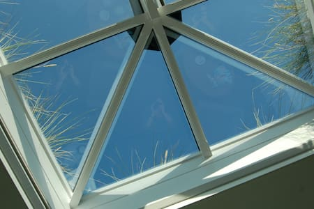 Glass Suite Sleep under the Stars - Bergen op Zoom - Bed & Breakfast
