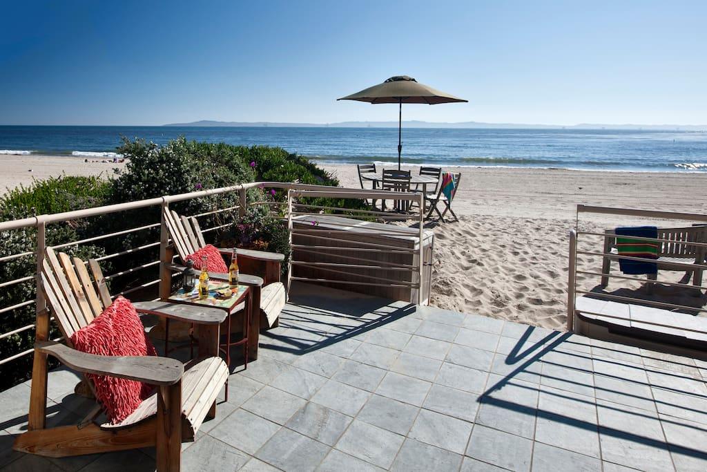 sandyland paradise houses for rent in carpinteria