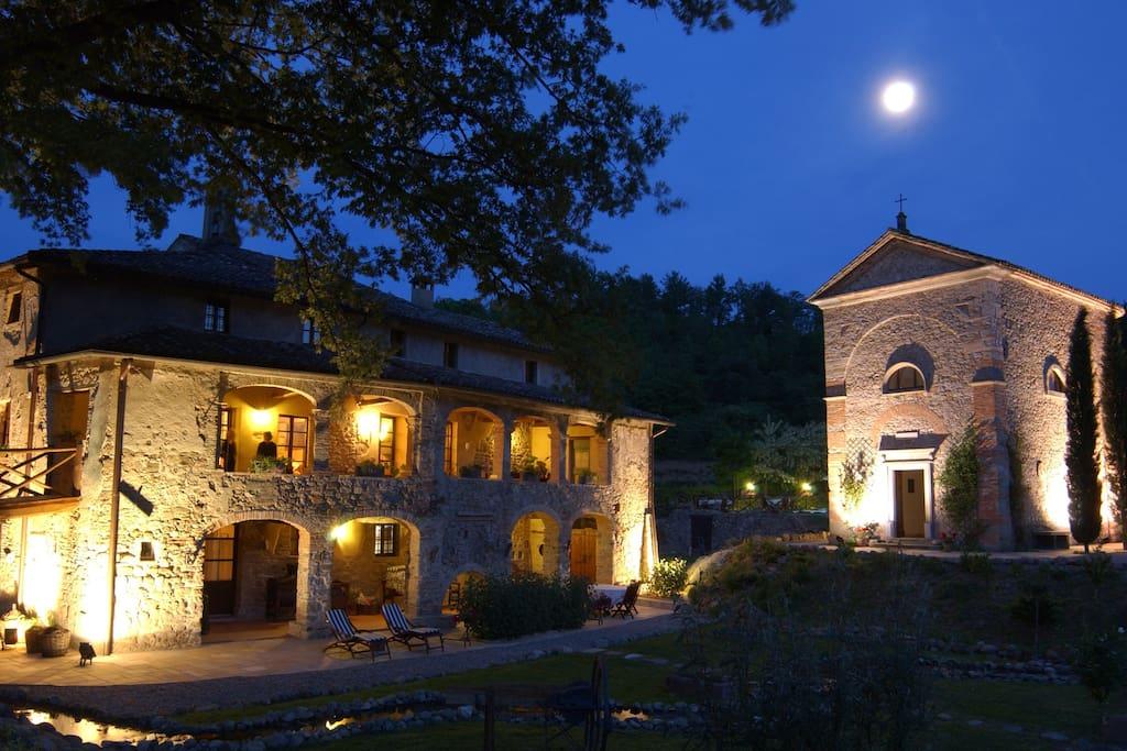 Beatrice private room in Umbria
