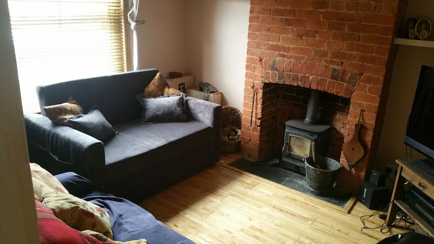 2x Double Rooms close to The City and Cathedral.