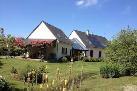 1 chambre de 2 à3personnes proche circuit 24heures - Saint-Mars-la-Brière