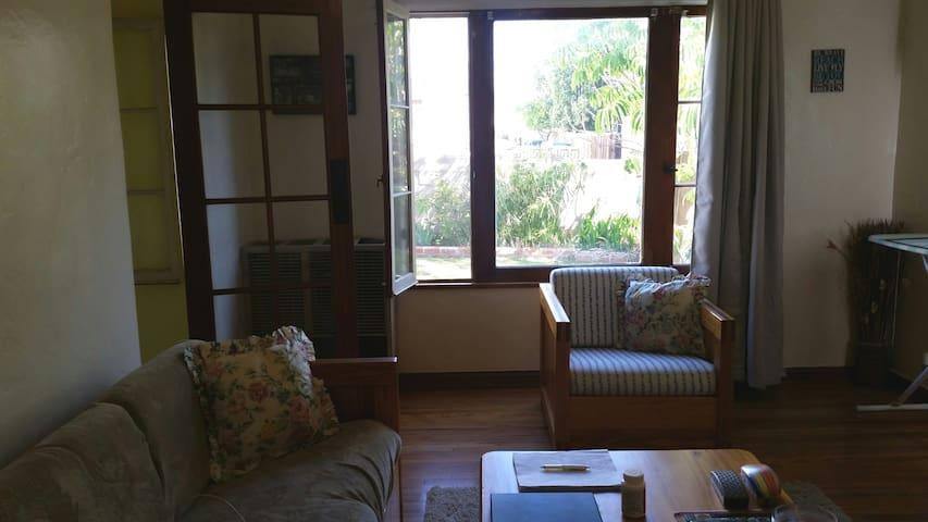 Clean apt, near ocean, quiet area - Los Angeles - Wohnung