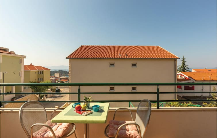 Holiday apartment with 1 room on 37m² in Makarska