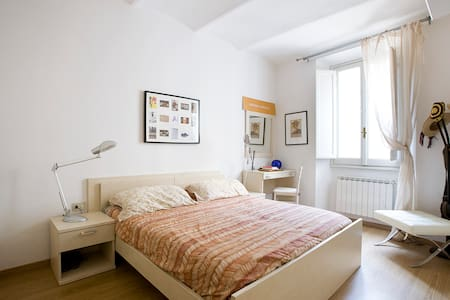 Nice & large room @San Niccolò
