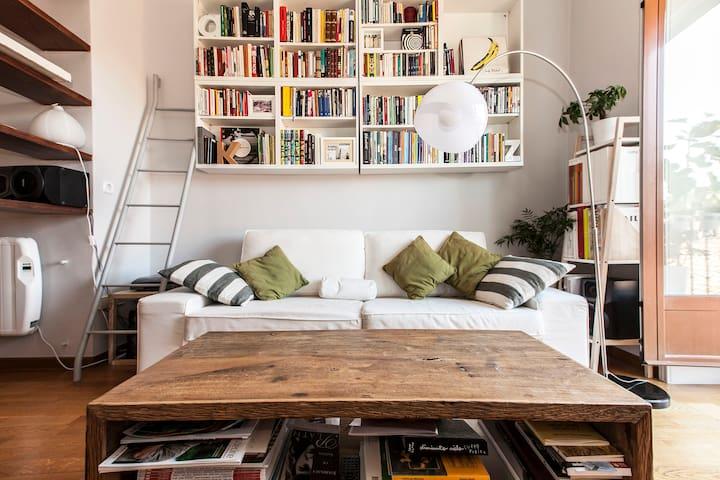 Cosy city centre apartment - Madrid - Apartment