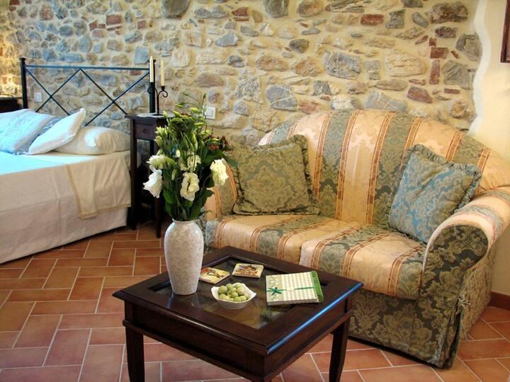Romantisches Ferienhaus in der Maremma Toskana