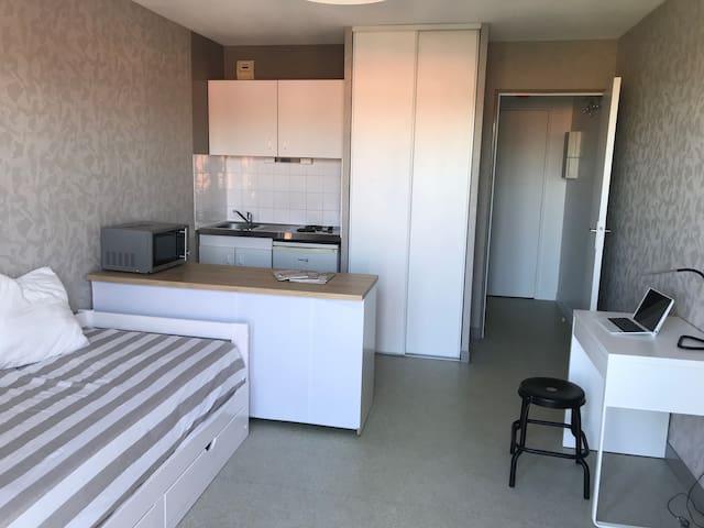 Appartement de 20 m²