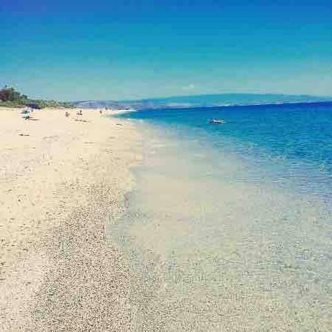 Un angolo di pace tra le bellezze della Calabria