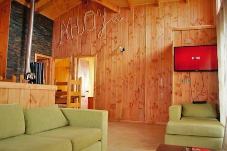 "WanderLux ""Luxury Cabin"" - Puerto varas - Allotjament sostenible a la natura"