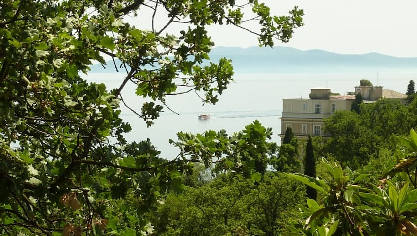 Opatija: Feel-good place for 2 to 4