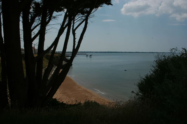 Big Family villa on the beach