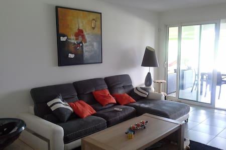 Belle chambre à louer à Schoelcher - Schœlcher - Wohnung