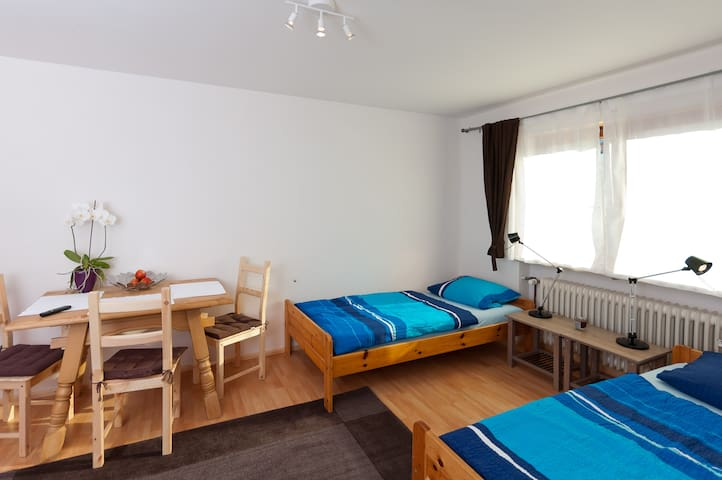 Munich! great place for 4 persons!! - Straßlach-Dingharting - อพาร์ทเมนท์