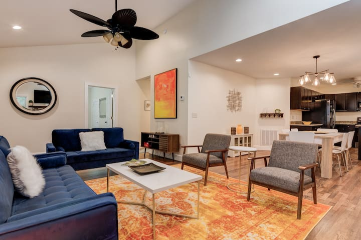 Open Concept perfect for gathering