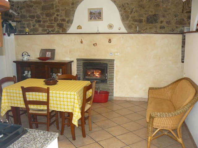 The Nest between Levanto & 5 Lands - Borghetto di Vara - Apartamento