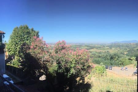 Casa Valeria - Tuscan Hills - Montefoscoli - アパート