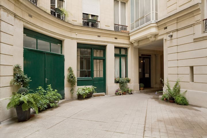 Lovely Loft Saint-Germain des Pres